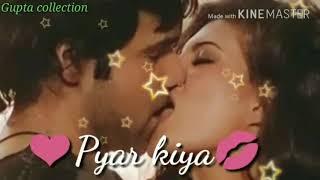 Pyar Kiya To Darna Kya WhatsApp Status