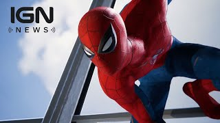Spider-Man PS4 Is Sony