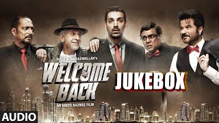 'Welcome Back' Full Audio Songs JUKEBOX | Tutti Bole Wedding Di, 20-20 | T-Series