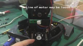 How to fix LED Beam Spider Moving Light by Eshine Tech