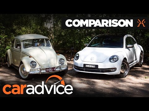 Xxx Mp4 Volkswagen Beetle Old V New Comparison CarAdvice 3gp Sex