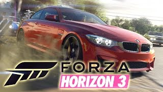 Forza Horizon 3 - First 30 Minutes of Gameplay