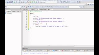 C program Bangla video tutorial if else