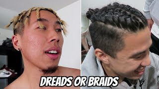 CAN ASIANS ROCK DREADS/BRAIDS?!