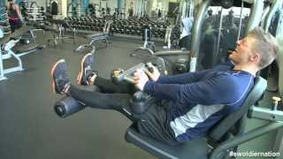 Swoldier Nation - Trainer Edition - Hypertrophy Training : Legs