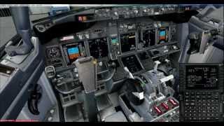 FSX PMDG 737-800 NGX TÜRKÇE TUTORIAL COLD AND DARK TO TAXI