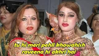 Raveena rare Kinnars dancing and singing in Ajmer