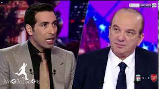 تحليل رائع من محللي بين سبورت لهدف محمد صلاح في ارسنال في مباراة ليفربول وارسنال المثيرة