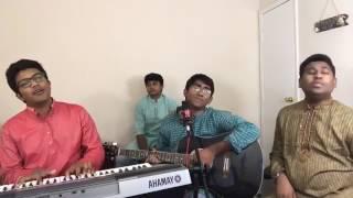 Agun lagaiya dilo koney by Chamok Hasan