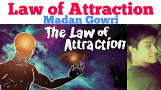Law of attraction | Tamil | Madan Gowri | MG