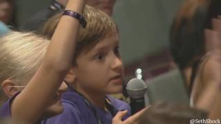 Kid at Minecon 2016 asks what we all wish we could answer