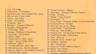 Nigerian Gospel Nonstop Mix 2015