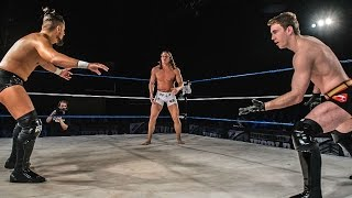 Will Ospreay vs Matt Riddle vs Marty Scurll - Pro Wrestling World Cup Scotland Main Event