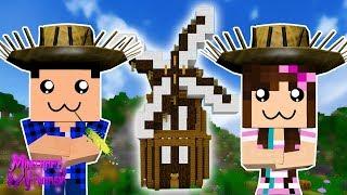 O GRANDE MOINHO MARMOTA! - Minecraft Fantasia #25