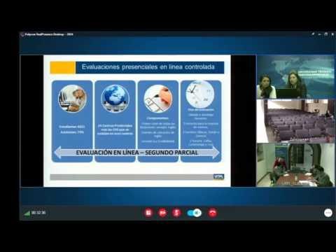 Videococonferencias UTPL