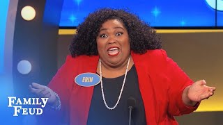 Dude, you inherited your mom's WHAT? | Family Feud