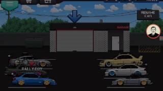Faster than a gtr? 2300 HP Subaru| Pixel car racer