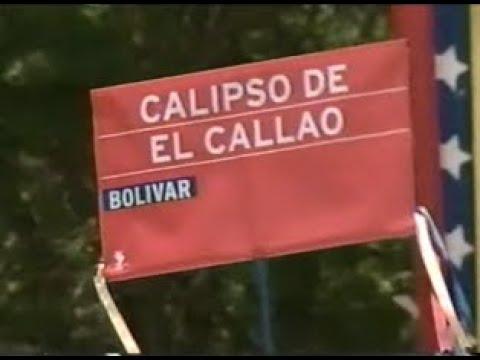 Calipso de El Callao Estado Bolivar