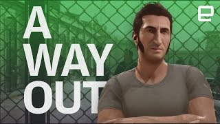 A Way Out | First Look | E3 2017