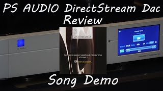 PS Audio DirectStream Dac Girl Talk Linn SACD Collection Demo High End HiFi Dac Review