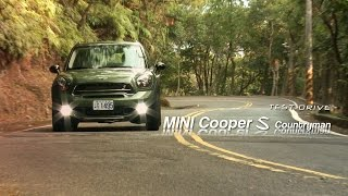 MINI Cooper S Countryman: Andy老爹在裡面