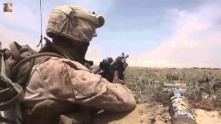 Armée Américaine en Afghanistan combats