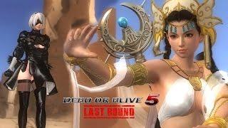 Dead Or Alive 5 Last Round Naotora vs Pai PC Mod