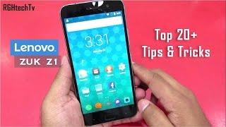 20+ Lenovo ZUK Z1 Tips and Tricks