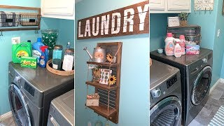 LAUNDRY ROUTINE | QUICK AND EASY | FAMILY OF 5