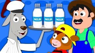 Meh Meh Goat | New Nursery Rhymes | Kids Songs