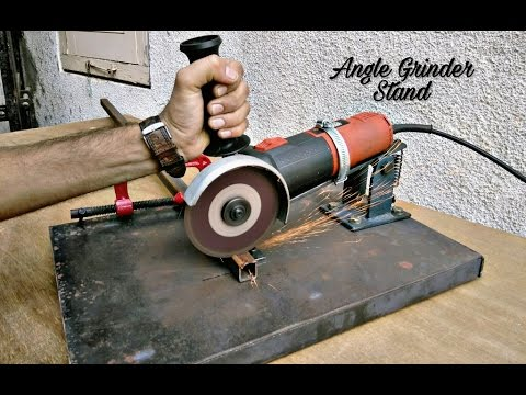 Xxx Mp4 Homemade Angle Grinder Stand Angle Grinder Support 3gp Sex