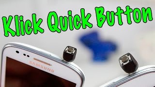 How to make a klick quick button