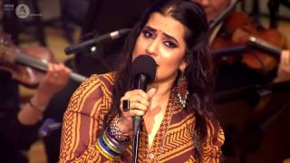 Sona Mohapatra - Chand Mera Dil LIVE with BBC Philharmonic