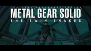 Metal Gear Solid:Twin Snakes (Cinematic Movie) Part3