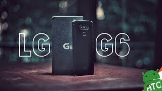 The LG G6 Featuring