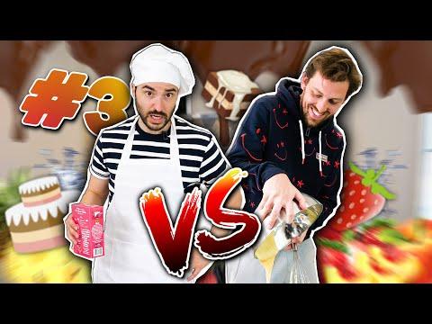 Qui est le meilleur Pâtissier gâteau challenge 3