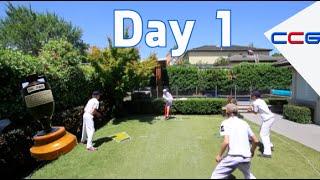 Backyard Cricket Ashes Day 1