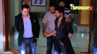 OMG! Sanjay Dutt COMPLAINS about Salman Khan to Media | SpotboyE