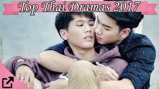 Top Thai Dramas 2017