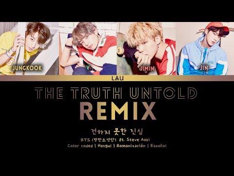 Xxx Mp4 BTS 방탄소년단 The Truth Untold REMIX TOMORROWLAND Hang Rom Esp 3gp Sex
