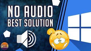 How To Fix Audio Problem On HP Pavilion Windows 10 2017  | Tested HP AU114TX Realtek
