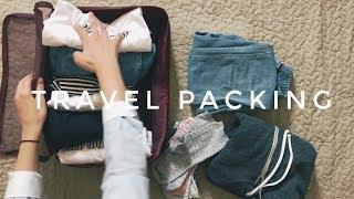 ترتيب شنطة السفر | Travel Packing