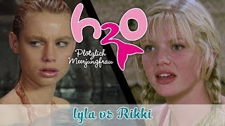 Rikki vs Lyla - wer ist rebellischer? // H2O - PLÖTZLICH MEERJUNGFRAU