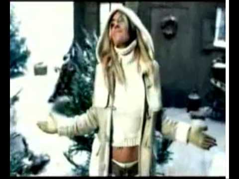 Britney Spears My Only Wish This Year Christmas Song. lyrics
