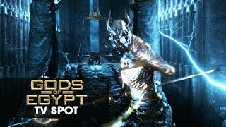 """Gods of Egypt (2016 Movie - Gerard Butler) Official TV Spot – """"Taking Over"""""""
