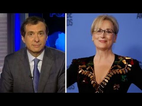 Kurtz Meryl Streep goes shockingly off script
