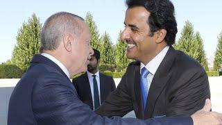 Türkei erhält in der Währungskrise Hilfe von Qatar