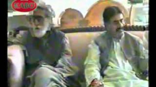 Mir Abdul Wadood Raisani In KALAT Jirga Part 4-6 Upload By ABID BOLANI