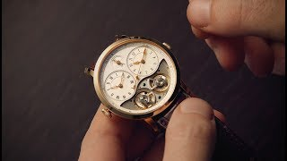 Two Watches For The Price Of One - Arnold & Son DBG | Watchfinder & Co.