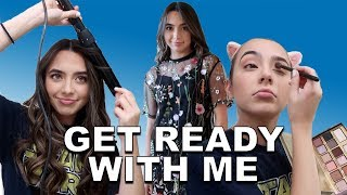 Get Ready With Me - A Night Out